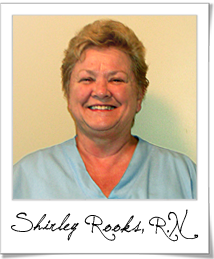 Shirley's Success Story